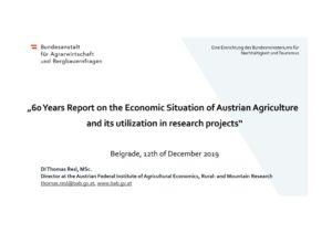 thumbnail of 2012_12_12_Thomas_Resl_60 Years Report on the Economic Situation of Austrian Agriculture and its utilization in research projects_druck